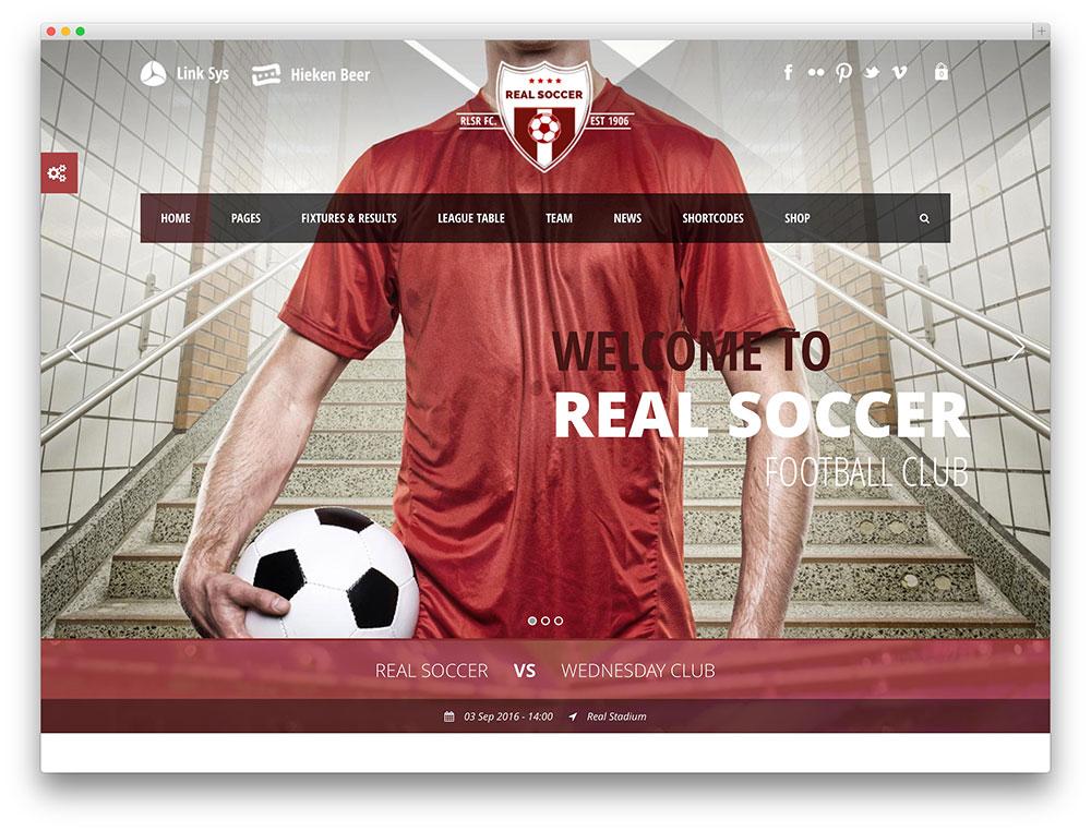 14 Mejores Temas Wordpress Para Webs De Noticias De Deportes