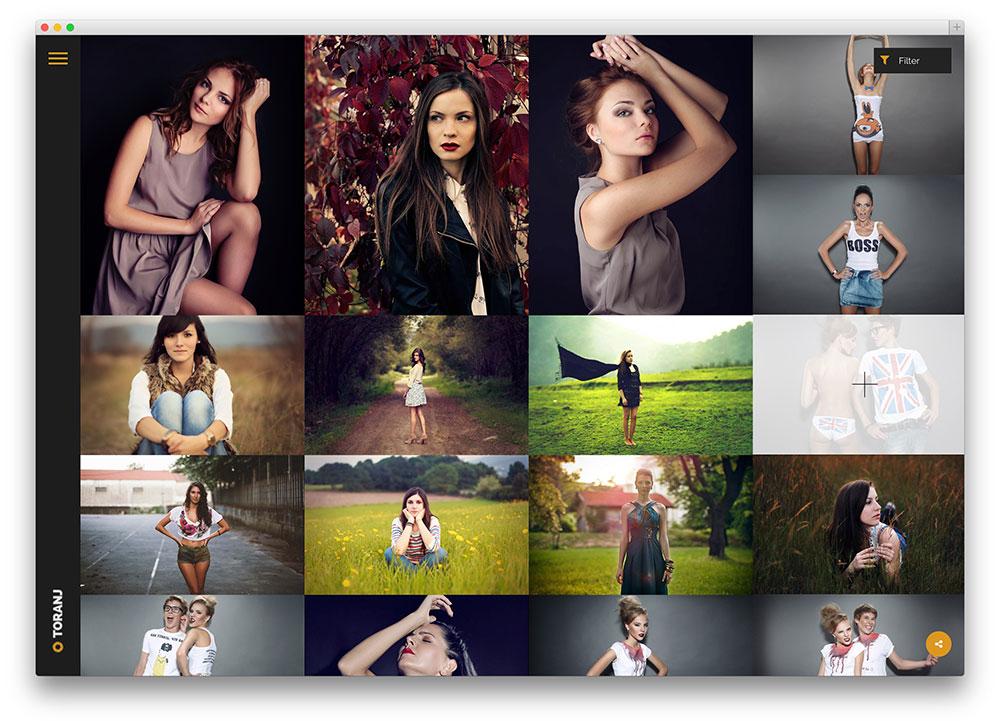 19 Mejores Temas WordPress para Entusiastas De La Fotografía ...